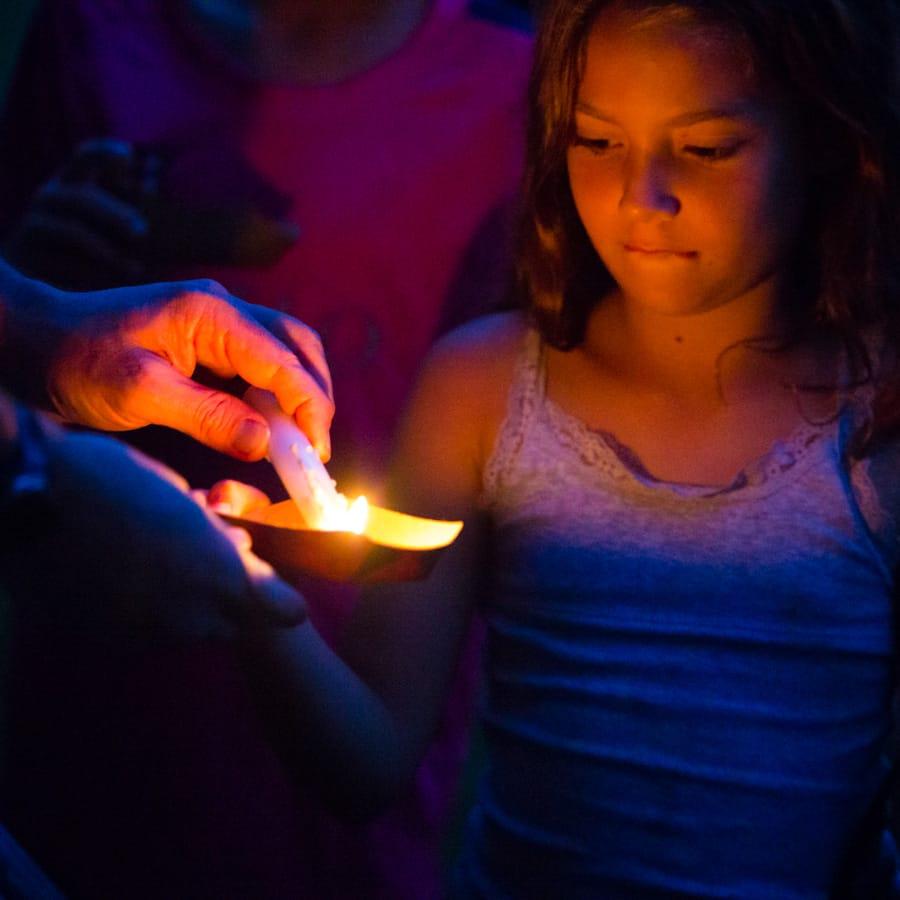 lighting-candle