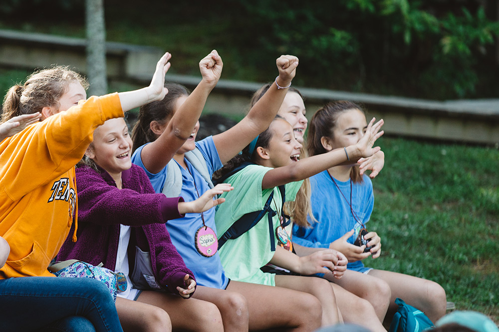 Camp Pinnacle summer camp goals